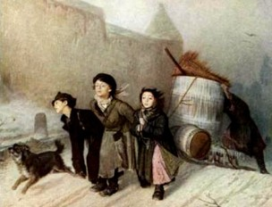 сочинениу по картине тройка в.г. перова