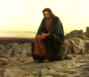 Описание картины И. Н. Крамского «Христос в пустыне»