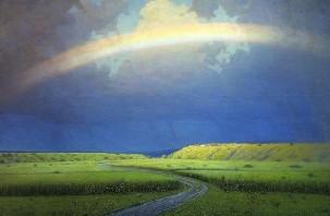 Описание картины А. И. Куинджи «Радуга»