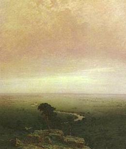 Описание картины А. И. Куинджи «Север»